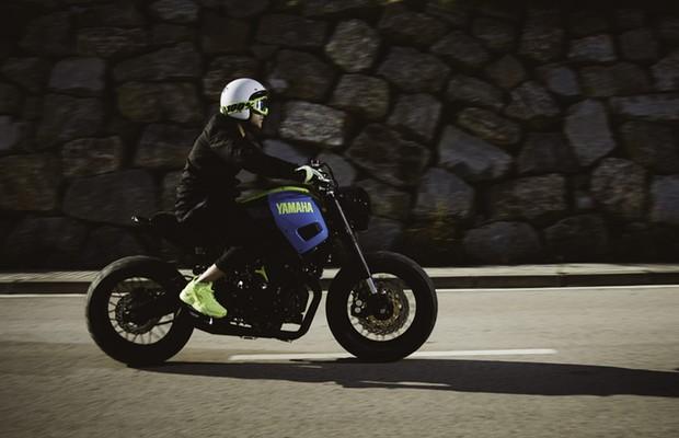 Yamaha XSR700 Otokomae (Foto: Divulgação)