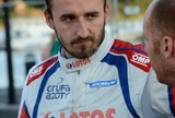 Robert Kubica no Mundial de Rali