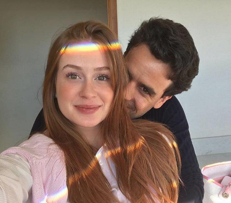 Marina Ruy Barbosa posta foto com Xandinho Negrão na contagem regressiva para casamento (Foto: Reprodução/Instagram)