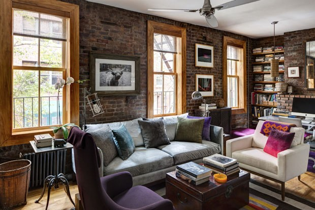 Uma morada nova para uma nova vida casa vogue apartamentos for Arredamento colorato