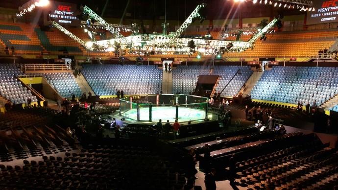 UFC Ibirapuera (Foto: Marcelo Barone)