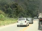 G1 mostra trechos perigosos de estrada que liga MG a Guarapari
