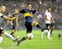 Martínez revê amigos do Timão e alerta: 'Podem jogar muito mais'