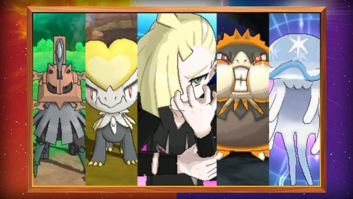 Saiba quais são as diferenças entre Pokémon Sun e Moon (Foto: Divulgação/Nintendo)