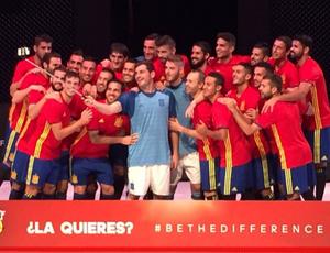 339f8fb5c9 Del Bosque corta Saúl e Isco e confirma os 23 da Espanha na Euro