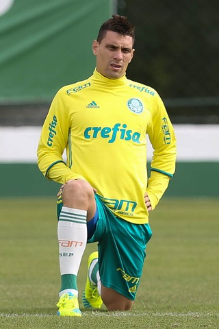 Moisés Treino Palmeiras (Foto: Cesar Greco/Ag Palmeiras/Divulgação)