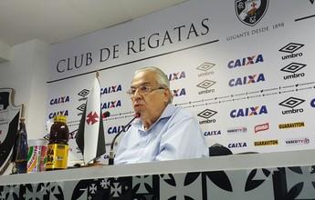 """Eurico dá pontapé inicial ao clássico e critica Bandeira: """"Não tem estádio"""""""