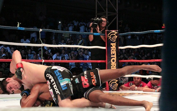 Dileno Lopes MMA Manaus (Foto: Isabella Pina)