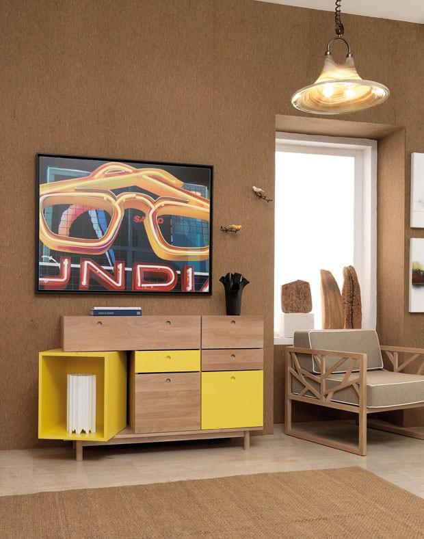 Aparador Pandora (Foto: Divulgação)