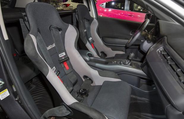 Honda HR-V Bisimoto no SEMA 2015 (Foto: Divulgação)