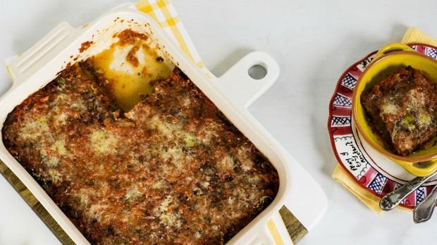 cozinha prtica vero 2017, cozinha prtica pra viagem, molho de tomate caseiro, lasanha de berinjela (Foto: Divulgao/Editora Panelinha)