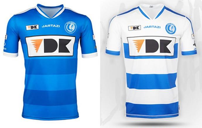 Camisas Champions Gent