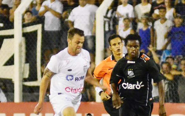 União Barbarense x Bragantino - Paulistão (Foto: Cláudio Mariano / Diário SBO)
