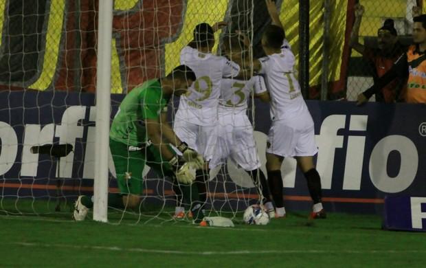 ASA x Sport, em Arapiraca (Foto: José Feitosa, Gazeta de Alagoas)