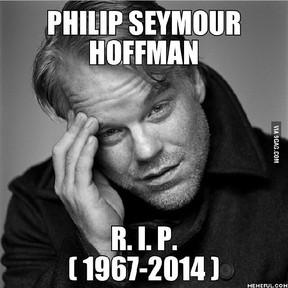 Sabrina Sato homenageia o ator Philip Seymour Hoffman (Foto: Instagram/Reprodução)