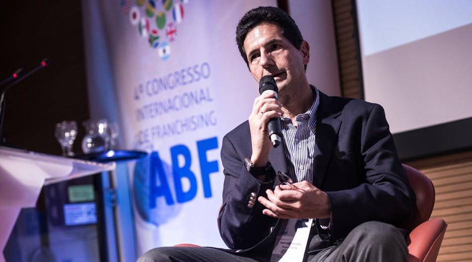 O presidente da Procafecol, Hernán Méndez (Foto: Keiny Andrade/Divulgação)