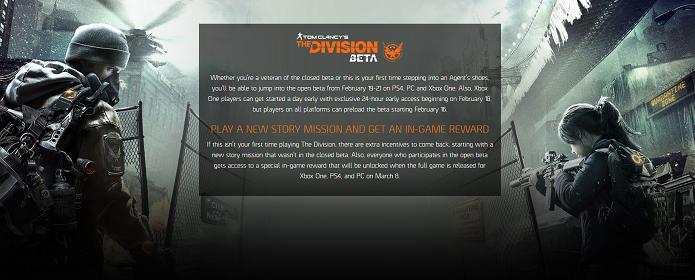 Ubisoft promete recompensa para quem jogar a beta (Foto: Divulgação/Ubisoft)