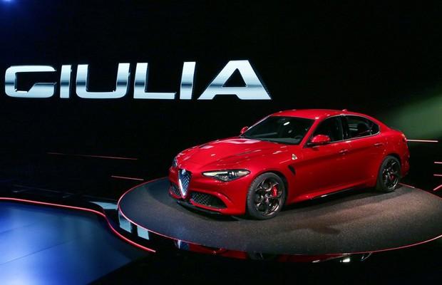 Alfa Romeo vai lançar sete novos modelos até 2018