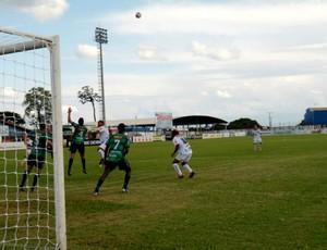 Cianorte 0 x 1 Arapongas, no Campeonato Paranaense (Foto: Luciano Jr. / Site oficial do Cianorte)
