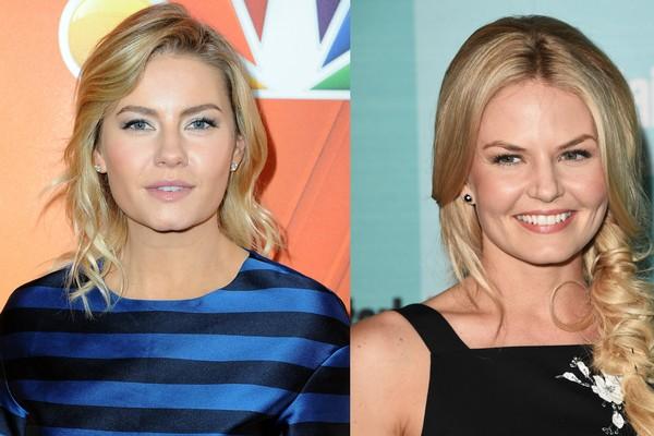 Elisha Cuthbert e Jennifer Morrison também são parecidas (Foto: Getty Images)