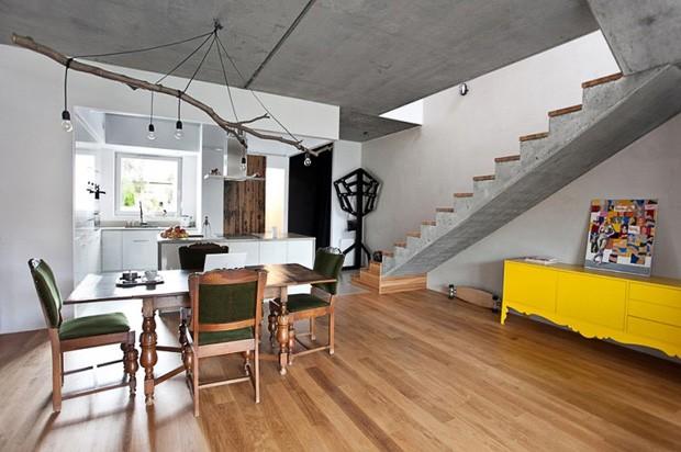 D cor do dia curvas em pequenas doses casa vogue for Interior de casas pequenas