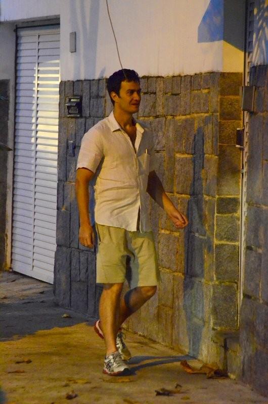 Gabriel Braga Nunes (Foto: JC Peireira e Henrique Oliveira / AgNews)