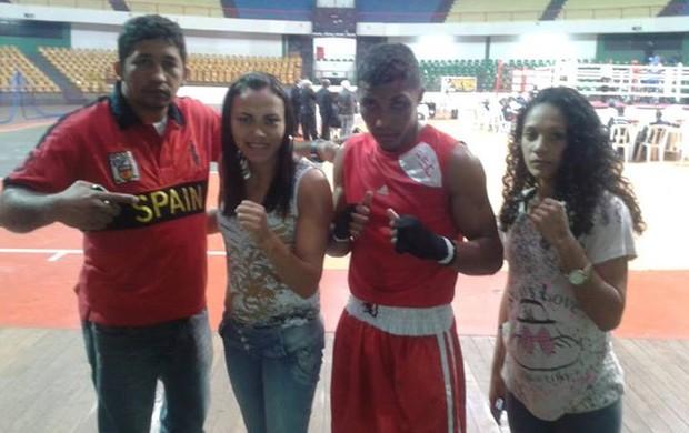 Equipe roraimense de boxe fez bonito no Campeonato Brasileiro (Foto: Divulgação)
