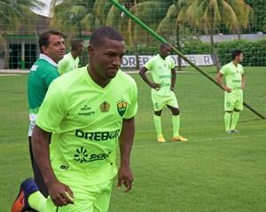 Atacante João Carlos, Cuiabá (Foto: Pedro Lima/Cuiabá Esporte Clube)