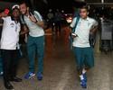 Dracena destaca preparação e usa Zé Roberto como exemplo no Palmeiras