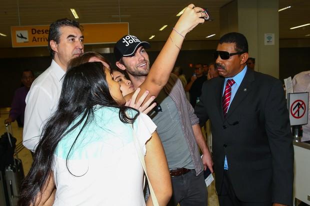 Chace Crawford (Foto: Manuela Scarpa/Photo Rio News)