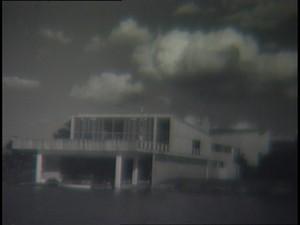 Nos primeiros anos de funcionamento, o Iate Tênis Clube era espaço público    (Foto: Reprodução/Cedoc)