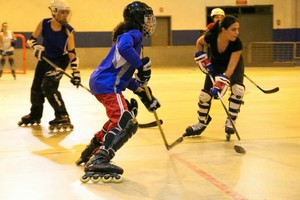 Expectativa é das mulheres do time ir longe na competição (Foto: Divulgação/Pebas Hockey)
