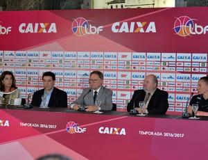 Lançamento da LBF liga de basquete feminino - Temporada 16/17 terá início nesta quinta-feira  (Foto: João Pires/LBF)