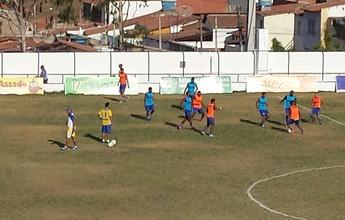 Araripina perde jogadores, e treinador fica com apenas 15 nomes no elenco