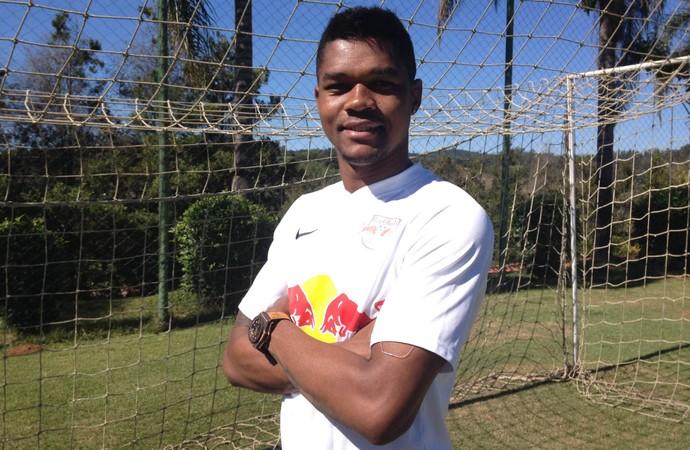 Romão, atacante do RB Brasil (Foto: Divulgação Red Bull Brasil)