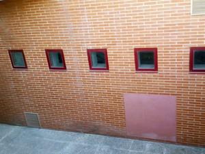 Urnas ficaram separadas na funerária em Guadalajara, na Espanha (Foto: Walfran Campos/Arquivo Pessoal)