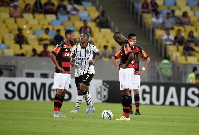 Flamengo x Corinthians (Foto: André Durão)