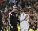 Ancelotti descarta Modric até os últimos jogos da temporada