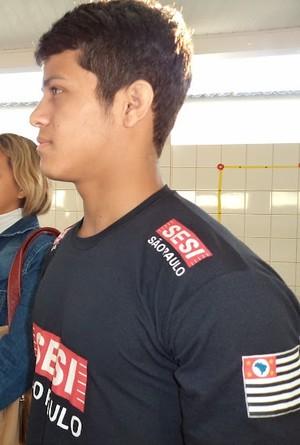 Diego Batista Rocha (Foto: Arquivo / Divulgação)