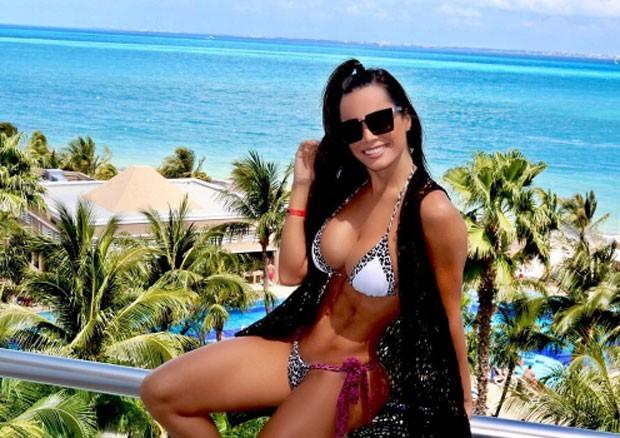 Fernanda D'avila (Foto: Reprodução)