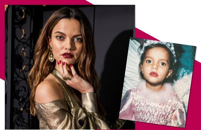 Barbara Fialho (Foto: Arte Vogue Online)