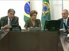 Dilma anuncia elaboração de plano para recuperar o Rio Doce