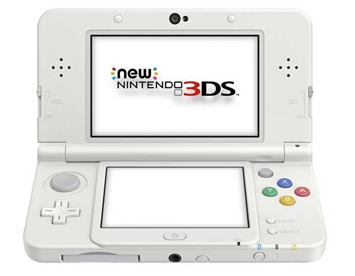 New Nintendo 3DS, com melhor processamento (Foto: Divulgação/Nintendo)