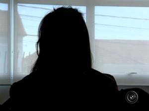 Mulher foi sequestrada a mando do marido, em Itu (Foto: Reprodução/TV TEM)
