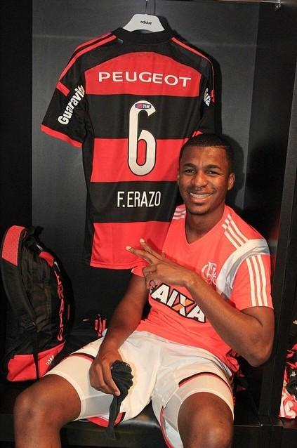 erazo, Flamengo