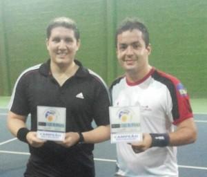 Finais, Edeilson Vaz fatura o título do Circuito Amapá de Tênis de Quadra (Foto: Divulgação/Rui Souza)