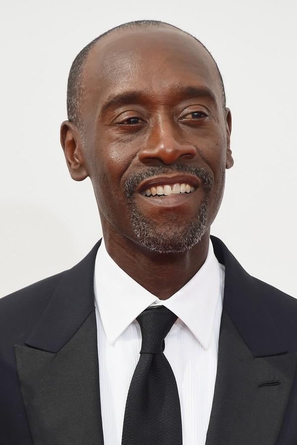 Don Cheadle (49) - Crash: No Limite (2004); Hotel Ruanda (2004); O Voo (2012) (Foto: Getty Images)