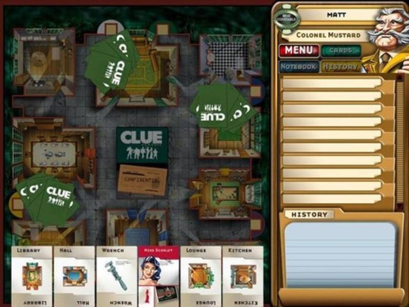 clue classic online