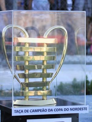 Taça da Copa do Nordeste 2013 (Foto: Ailton Cruz/ Gazeta de Alagoas)