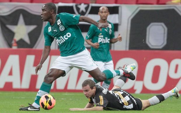 Hugo, Botafogo x Goiás (Foto: Jorge William/Agência O Globo)